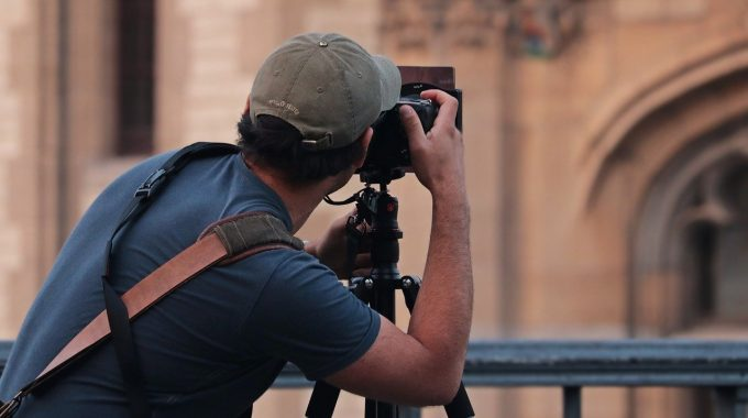 Comment devenir photographe professionnel?