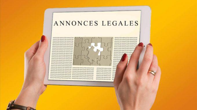 La publication d'annonce légale, une formalité obligatoire lors de la création d'une entreprise