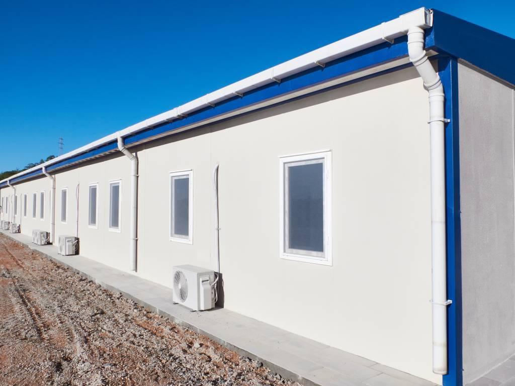 bâtiment modulaire d'occasion
